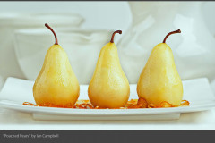 POACHED-PEARS